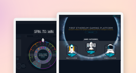 Etherion is a modern casino based on Etherium