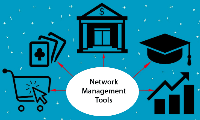 Network management tools: areas of use