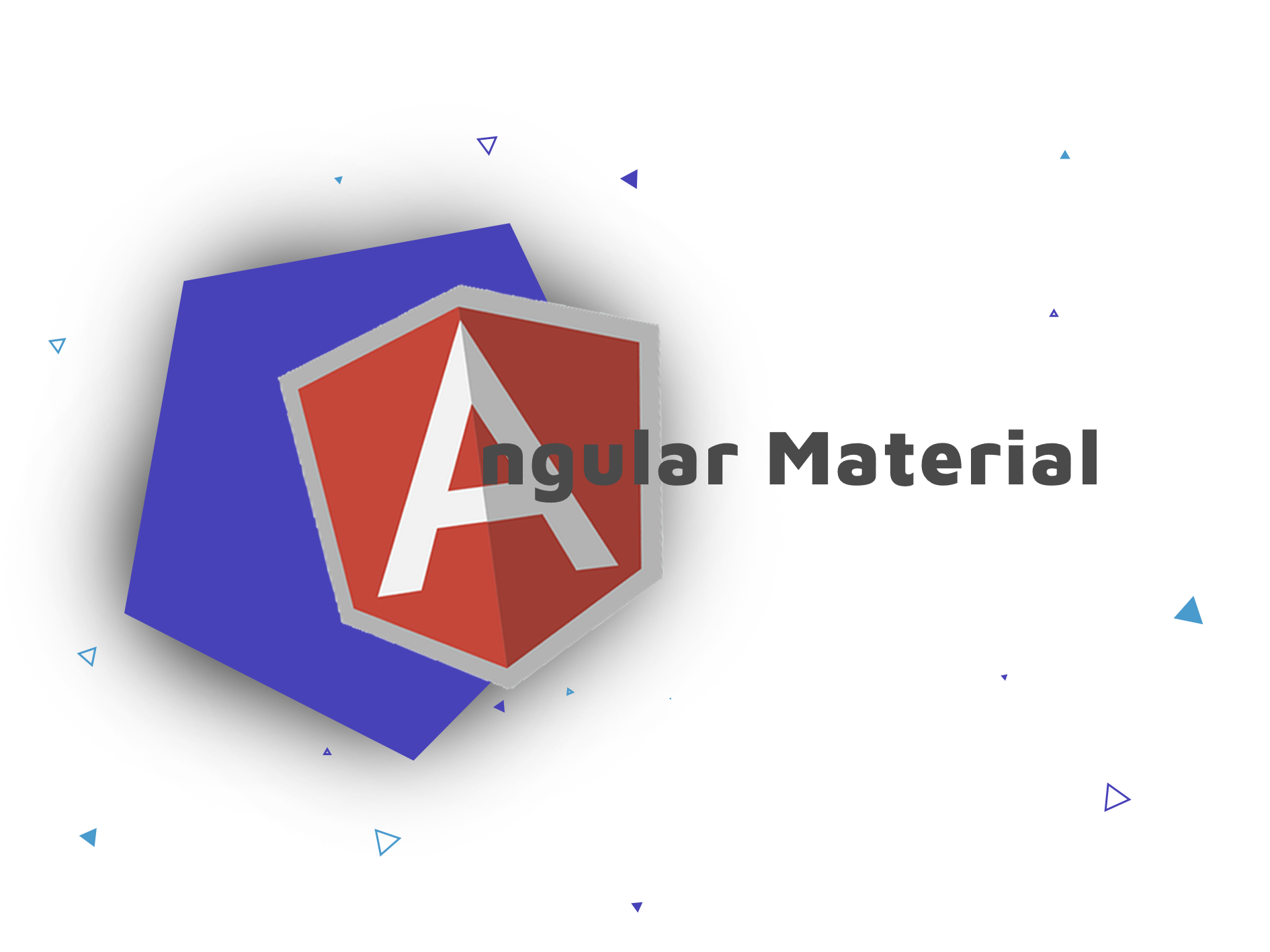 Angular Material for Application UI